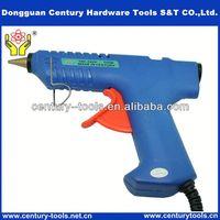 Constant temperature euro glue gun 40w/ hair fusion gun