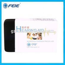 Best quality BTE portable hearing amplifier deafness equipment
