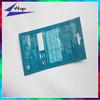 plastic heat seal ziplock waterproof packaging bag