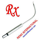 Bipolar electrosurgery with long electrodes for RF coagulation