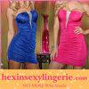 Fashion grils bandage shape new design maxi dresses