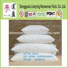 High-loft pillow inner/ pillow inlet 40x40for bady ,children