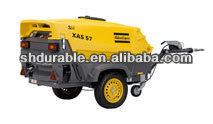 XAS57Dd Atlas Copco mobile air compressor with Deutz diesel engine (3m3/min 7bar)