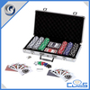 Cheap 500 Chips Poker Game Set Professional 300 Poker Chip Set MLD-AC1672