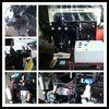 17CFM 4988PSI Hengda high pressure electric car compressor