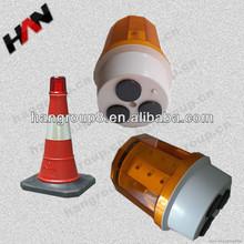 Revolving Flash and Non-revolving Flash waterproof blue bulb/led warning light