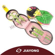 6 pcs /Cute Box/Green manicure series MH-543
