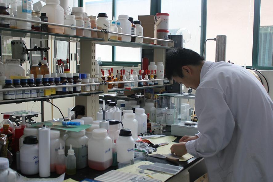 two-components epoxy glue