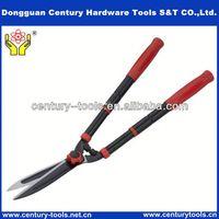 Long handle garden tools industrial metal cutting scissors