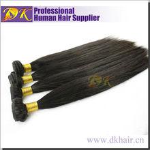 2014 5A 6A Brazilian Virgin Hair Flip Hair in Extension
