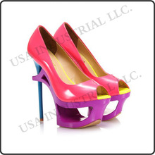 European style shoes big size women shoes fashion high heels 2014 new style shoes