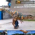 Meine dino- Mechanische professionelle maskottchen dinosaurier kostüm