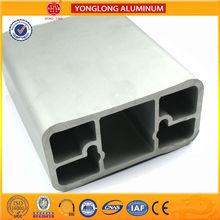 Yonglong OEM supplier high-rise buildings aluminum windows aluminum building products