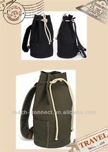 voltaic solar backpack cylinder backpack canvas school bag laptop backpack rain cover