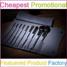 China Manufacturer Top Makeup Brush Set with Blue Color Custom Makeup Brush Set