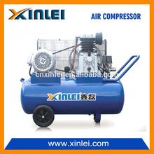 XINLEI 100L Tank 380V/50HZ piston type air compressor ZA80-100L
