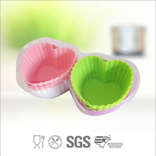 Hot sell Food Grade Silicone cupcake carrier