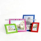 Holding Photo Picture Frames/ Mini Cheap Photo Frames/ China Square Picture Frames