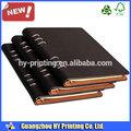 guangzhou a5 espiral anel notebook impressão