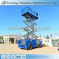 Classe alta auto- nivelamento da plataforma de elevação para a venda quente na china