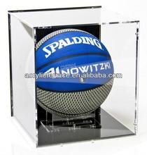 Acrylic Display Case Acrylic Display Stand for Basketball Clear Acrylic Basketball Display Case