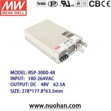 Meanwell 3000W Single Output 3000W switching power supply/pfc switching power supply