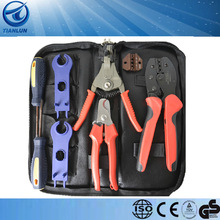 safety wire crimping tool electrical wire crimping tool