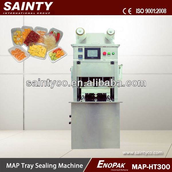 MAP-HT300 Fish Map Tray Sealers