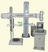 buen precio ysx0802 20kw médica de control remoto de alta frecuencia de fluoroscopio de rayos x de la máquina