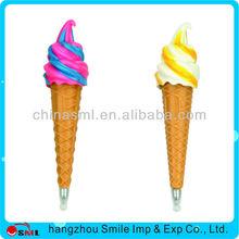 Egg bucket of ice cream toy pen