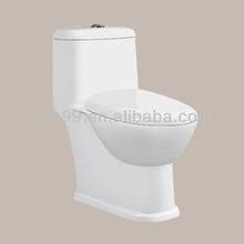 Round Ceramic Types of Toilet Bowl