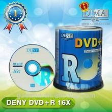 PRINCO Blank dvd-r /dvd blank manufacturer