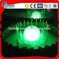 ด้วยแสงไฟตัดหมอกหรือหมอกน้ำในร่มและกลางแจ้งน้ำพุดนตรี