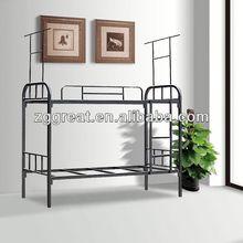 pink metal single bed frame,king size hospital bed