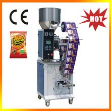 automatic bag puffed rice corn food packing machine