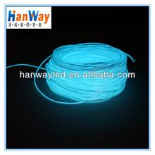 Best-selling yellow el wire /yellow el tape/el wire