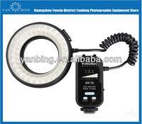 YONGNUO macro ring LED light flash MR-58 for canon nikon dslr camera