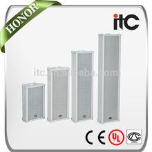 ITC T-901P 20 Watt IP56 Waterproof Audio Line Speaker Line Array