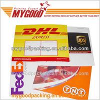 2014 New design UPS express paper envelope