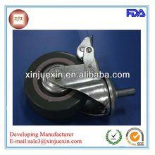 China factory antique nylon caster wheels