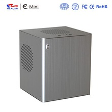 Realan E-D3 Mini ITX Case / hot selling computer case with four colors