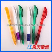 LT-W239 Letian pen cheap plastic ballpoint pen feature ballpoint pen