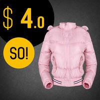 Ladies 290T Nylon China Leftover With Ac Coated padding Woven Jacket designer clothing manufacturers in china