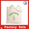 High quality!!! Factory wholesale canvas bag/Cotton tote bag