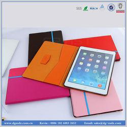 phone case manufacturer production eco-friendly Pu leather case for mini ipad 5