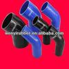 Silicone Shower Rubber HOSE (BLUE)