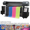Alibaba China Flag Sublimation Printer Machine Price For Flag ployester/flag/fabric Making lowest price