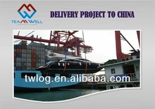 Hong Kong service provider for shipping & Logistics