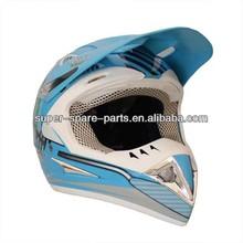 China high quality dirt bike full face motorcycle helmet