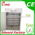 Ew-528 série industrial automática incubadoras de frango para venda de alta qualidade e preço barato